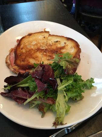 Garrett Park, MD: Croque Monsieur