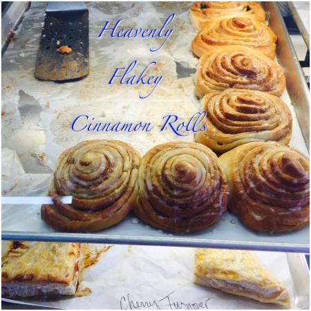 Don't miss the Beach Bakeshop for the best pastries on the West Coast!