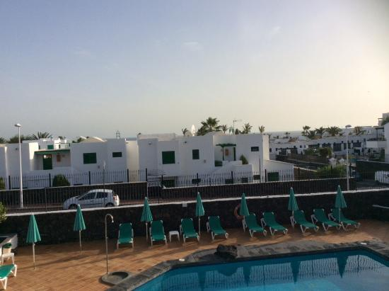 Princesa Ico Apartments: View from balcony
