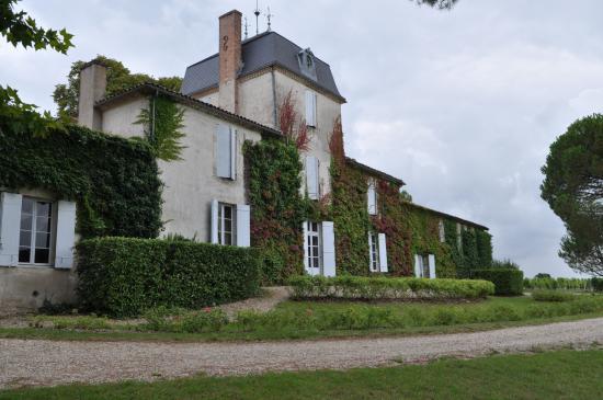 Saint-Maixant, France : la maison