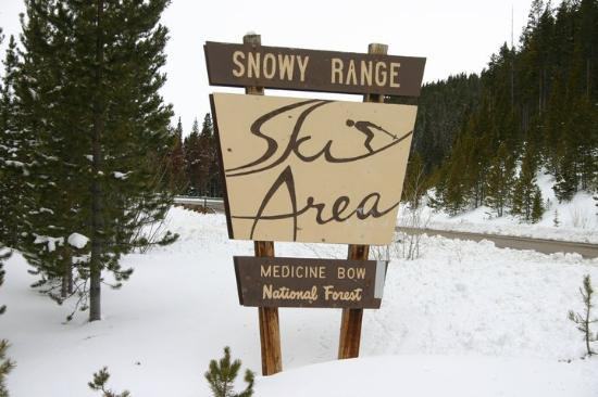 Centennial, WY: Welcome to Snowy Range Ski Area