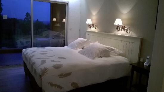 Hotel Restaurant Bellerive : nouvelle décoration de toutes les chambres