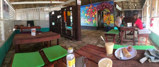 El Transito, Никарагуа: Wifi Coffee Shop
