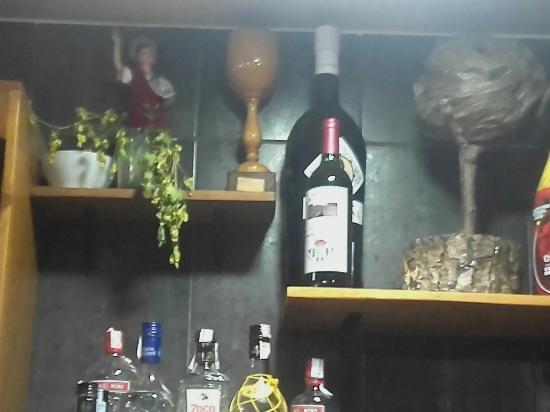 Restaurante la antigua en ja n con cocina otras cocinas - Casa rural maria antonia ...