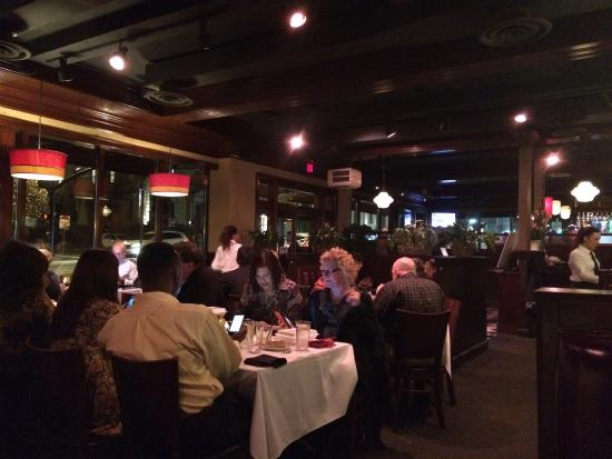 Amerigo italian restaurant picture of amerigo italian for Dining nashville tn