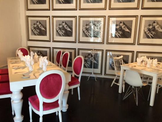 EIGHT4NINE Restaurant & Lounge: Small Over-flow/Private Dinning Room