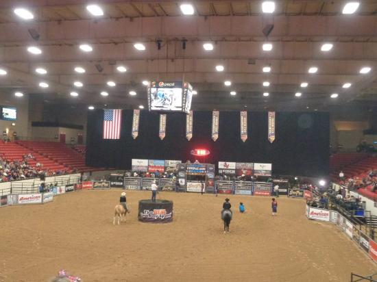 rodeo arena at south point picture of south point hotel casino and rh tripadvisor com