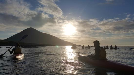 Keel, Irland: Achill Surf Adventure Centre