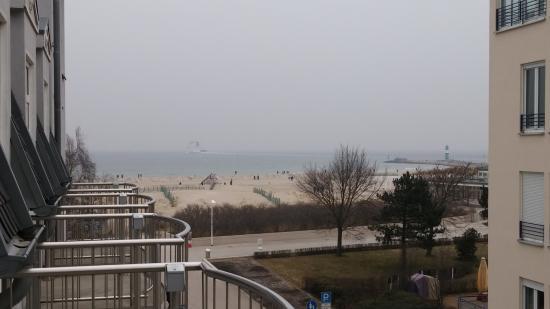 Residenz Strandhotel Foto