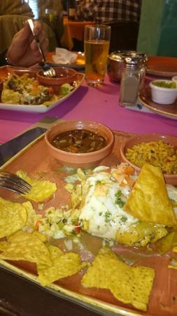 Amazing food experience 👍