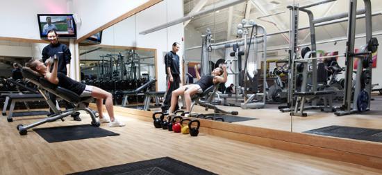 Earls Colne, UK: Gym