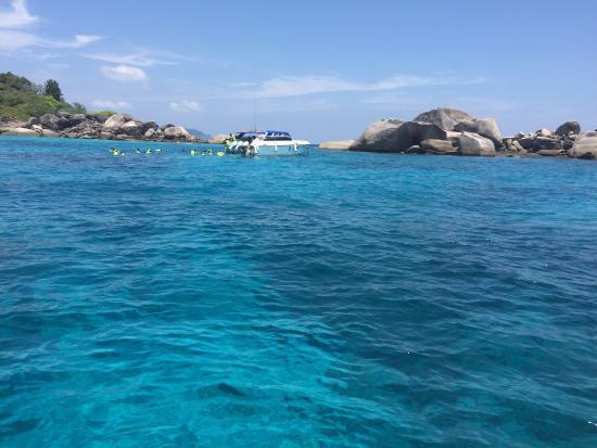 Photo de Similan Islands, Phang Nga - TripAdvisor