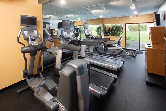 fitness center picture of red lion hotel bellevue bellevue rh tripadvisor com