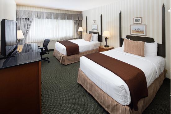 queen guest room picture of red lion hotel bellevue bellevue rh tripadvisor com