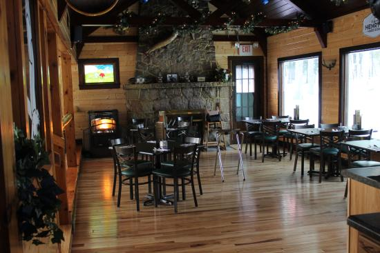Manitowish Waters, WI: Angler's Dining Room