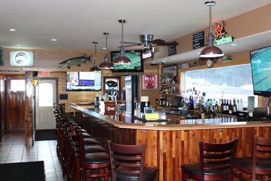 Manitowish Waters, WI: Angler's Bar