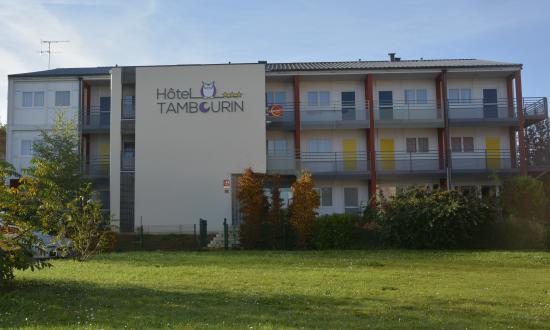 Le Tambourin