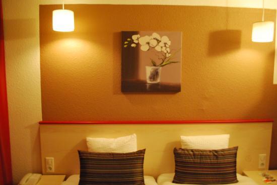 Hotel Tambourin: deco