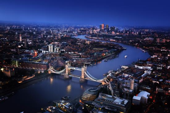 London, UK: The Thames