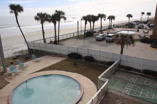 view of the pool and ocean from the oean view rooms picture of rh tripadvisor com