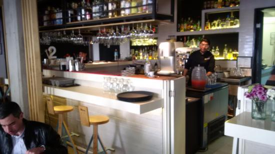 Cocina abierta y bar picture of zapote mexico city - Cocina abierta ...
