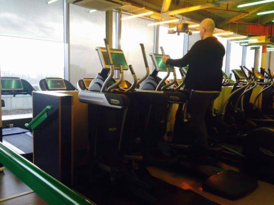 London, UK: Gymbox