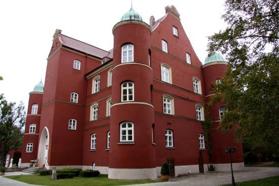 Spyker, Germany: Außenansicht des Hotels