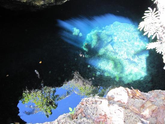 Kaligoon Cave Pool