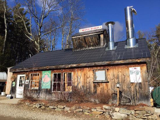 Temple, NH: Ben's Sugar Shack