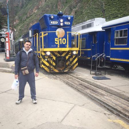 United Mice - Day Tour: Ollantaytambu Train Station