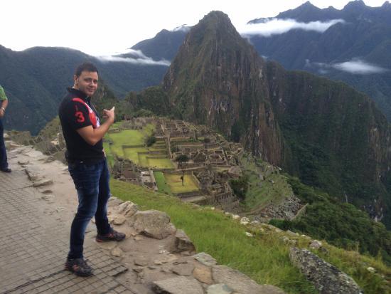 United Mice - Day Tour: Machu Picchu