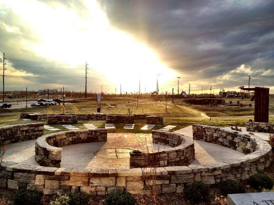 Joplin, MO : Cunningham Park at Sunset