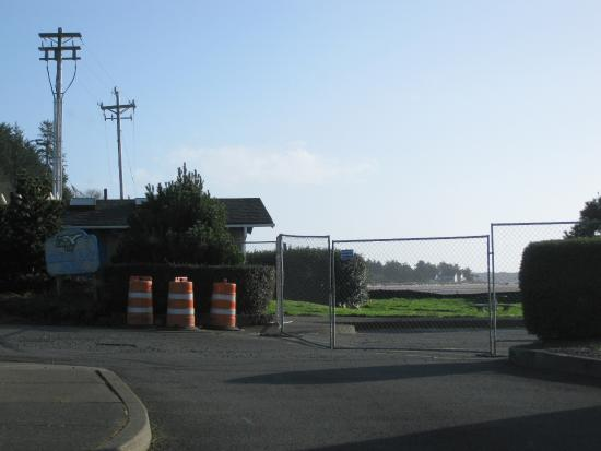 Lincoln City, OR: Temporarily closed - winter 2016 - Siletz Bay Park