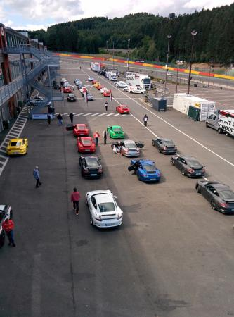 porsche driving school picture of circuit de spa francorchamps rh tripadvisor com  going to traffic school for a ticket