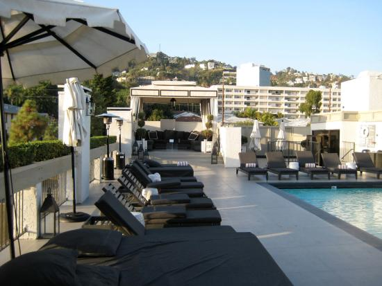 the fab pool on the roof and its never crowded picture of rh tripadvisor com