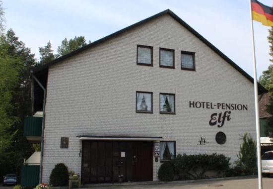 Hotel Pension Adendorf