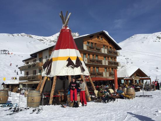 Hotel Alpina Fiescheralp