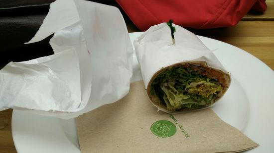 AJs Organic Cafe