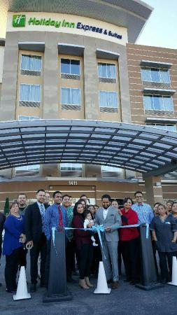 grand opening picture of holiday inn express suites anaheim rh tripadvisor com