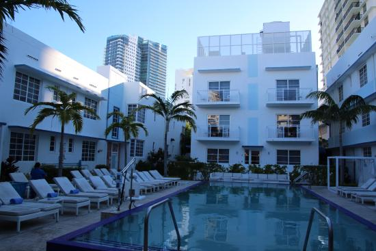 piscine de jour picture of pestana miami south beach. Black Bedroom Furniture Sets. Home Design Ideas