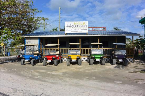 NOLA GulfKart Rentals