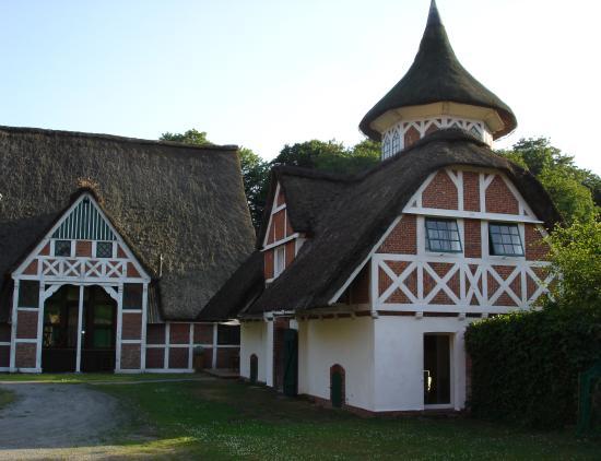 Cadenberge, Germany: Gutshof