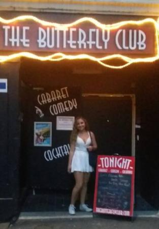 ‪The Butterfly Club‬