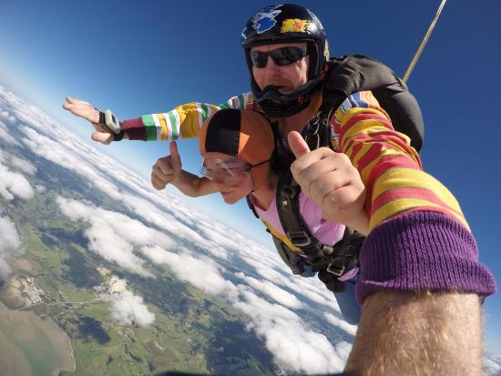 Whangarei, New Zealand: Freefall
