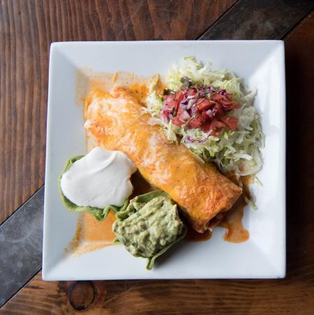 Las Brisas Mexican Restaurant: Burrito Supremo