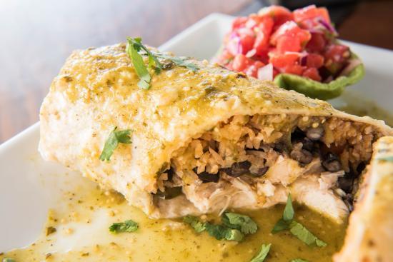 Las Brisas Mexican Restaurant: Las Brisas' Burrito