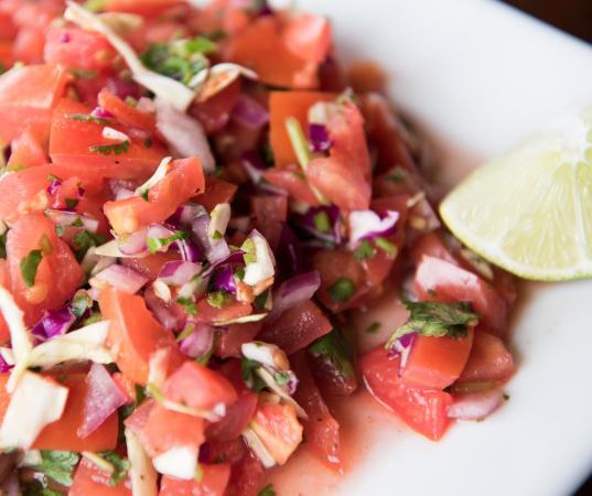 Las Brisas Mexican Restaurant: Pico de Gallo