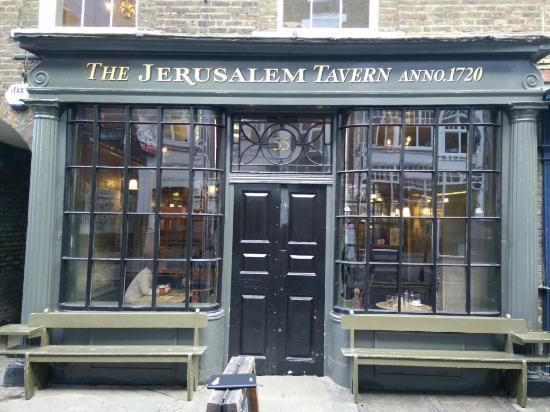 Jerusalem Tavern: IMG_20160302_205549_large.jpg