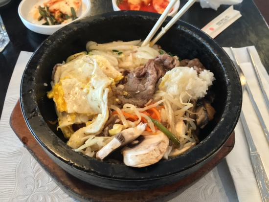 Hoban: Bi Bim Bap - Hot Stone presentation