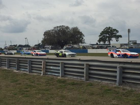 Sebring, FL: Race Leaders